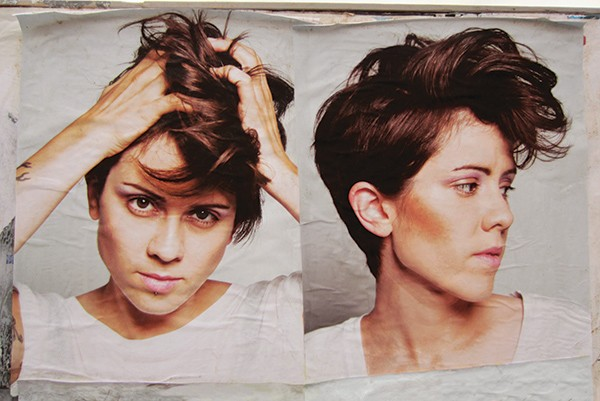 Tegan And Sara HEARTTHROB album artwork