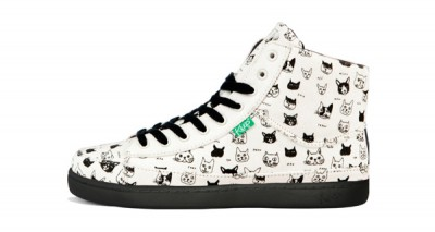 Tegan and Sara International Cats Keep Shoes