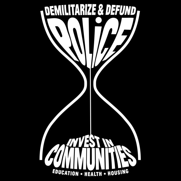 Defund The Police Invest In Communities